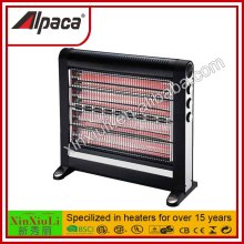 Quartz heater big style with theromstat control with fan