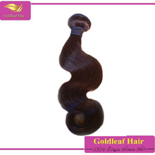 double weft Ali trade assurance virgin brazilian hair color 4