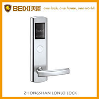 Digital electronic code keyless keypad lock for door