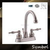 Comtemporary Artistic brass chrome plated faucet wholesales prices