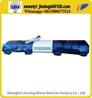 whosale 12v blue ambulance emergency light police , amber led strobe warning light, blue police beacon CE158