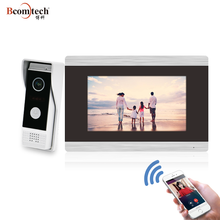 1.0MP Touch Screen IP Video Intercom with Room to Room Intercom function