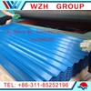 glazed color steel sheet / colored sheet metal / color corrugated roof sheets