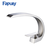 Fapully bathroom hot cold water mixer tap,instant hot water tap electric faucet,Bathroom Faucet