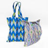 Patterned Cotton Tote Bag Canvas Tote Bag China Supplier Reclycled