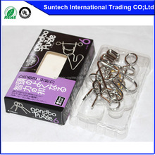 2015 Hot Selling Fashion IQ Puzzle Metal