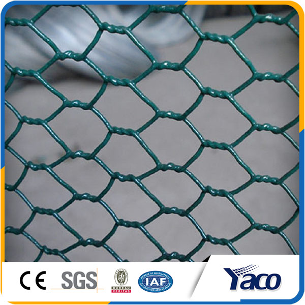 Anping easy installation customized hexagonal wire mesh