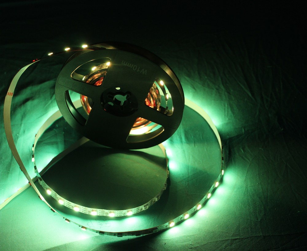 5M WS2812B WS2812 2812 30 leds/m Pixel LED Strip Light 5050 SMD RGB WS2812 IC;WS2812B/M White PCB IP67 Tube Waterproof 5V DIY