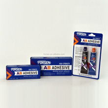 Oil Resistant Fast Curing Acrylic AB Glue AB adhesive