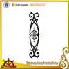 ornamental metal clip stamping part