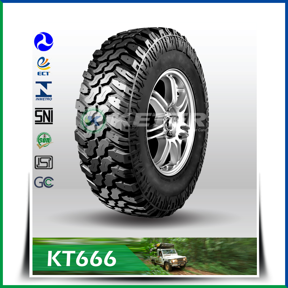 military jeep 255/60R18 OWL white wall tyre