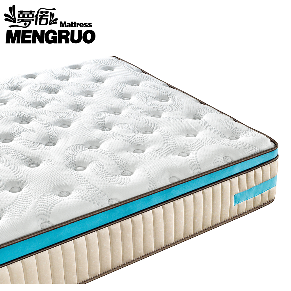 medicated orthopedic diamond hotel super comfort queen size mattress - Jozy Mattress | Jozy.net