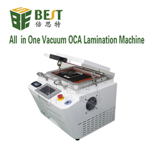5 in 1 LCD Vacuum OCA laminating machine & Autoc Max 12'' LCD Screen Repair Machine