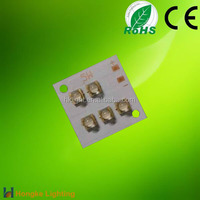 Top sale high intensity 7w UV SimilLeds Chip 365nm Ultra Violet High Power array LED diode