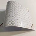 epistar led 2835 chip bendable cuttable flex led panel 12v or 24v