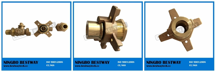 Water meter Accessories of Bronze for Protection box Cast iron