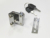 407 Series Single Side Cabinet Glass Lock F-09