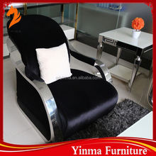 2015 Factory sale white palace chair