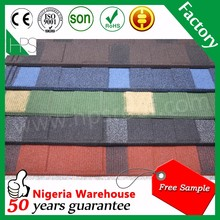 Factory direct roofing Shingles philippines stone coated roof tiles best prices color roof in cameroon