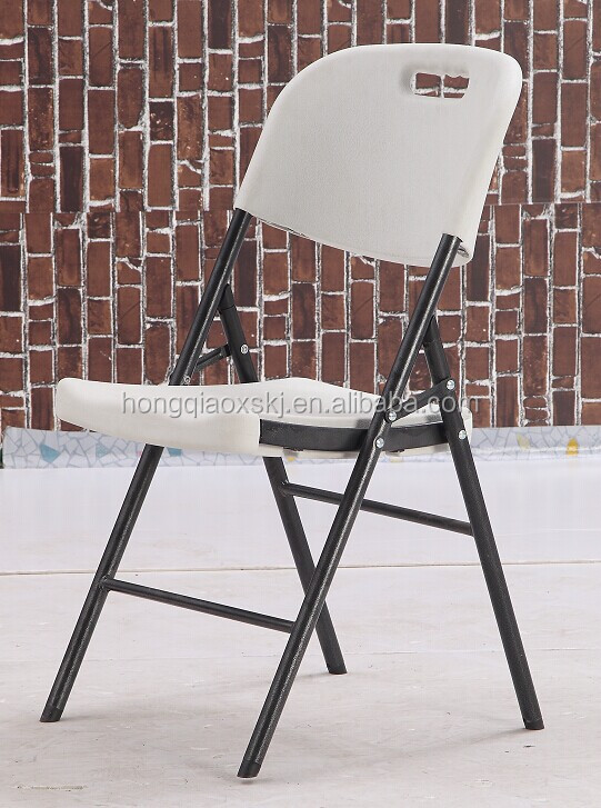 Cheap Outdoor High Quality Plastic Folding Chair For Event And Rental Popular