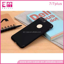 Full Cover High Protective Scrub TPU Phone Case For iPhone7plus