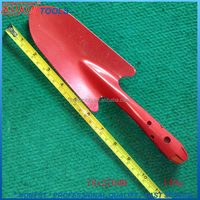 Garden colorful mini types of steel spade shovel