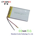 Mobile battery 3.7V 1700mah battery lithium polymer battery