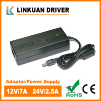 switch power input 100-220VAC output 12V/24V 60W for latop,panel PC Model LKAP120700
