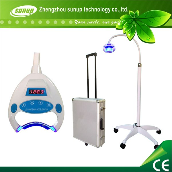 2017 excellent quality professional oral care system teeth whitening lamp