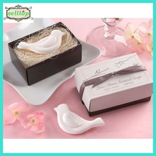 Lovely dove shape soap for wedding gifts souvenirs