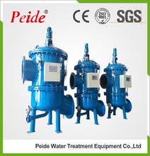 Industrial Automatic Back Flushing Water Filter
