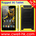 PS-K8000 3G Android Rugged Tablet PC MTK6572 Dual Core 7 Inch Capacitive Touch Screen 1GB RAM/8GB ROM 2.0MP Camera