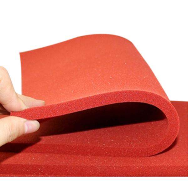 Big Factory Cheap Silicone Sponge Sheet Foam Sponge Sheets