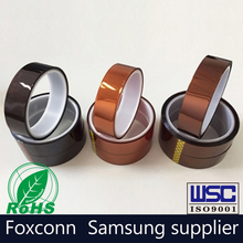 Die Cutting heat resistance kaptone Polyimide film Tape for PCB