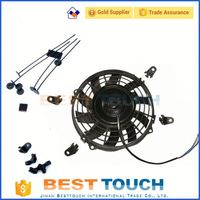 CELICA ST-202 SS-III 2.0L L4 3S-GE ENGINE MT slim 120W electric motor cooling fan blade for Toyota