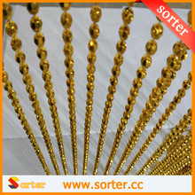 beautiful decorative plastic bead chain curtain