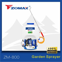 Garden equipment Zomax remote control insecticide or pesticide sprayer