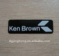"""Ken Brown"" metal logo use for computer inside logo 32*10mm"