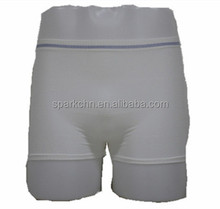 High quality seamless comfortable underwear / comfortable washable incontinence underwear/adult incontinence products