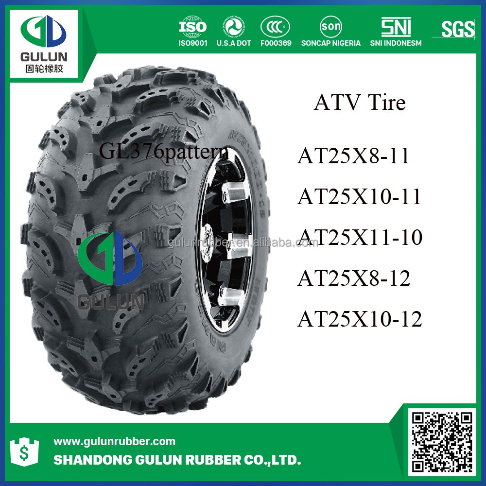 25x8-12 27x9-12 27x11-12 27x12-12 cheap atv 4x4 500cc atv flail mower ATV tyre