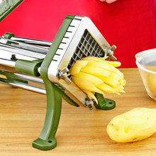 French Fry Cutter, Potato Heavy Duty Fries Maker,Potato Slicer Tools