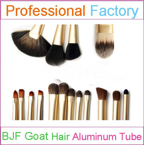 Dongguan Fay Brush Factory 18pcs make up brush set high quality professional make up brushes