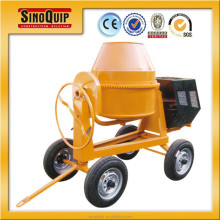 Petrol Motor Powered Cement Mixer SM350