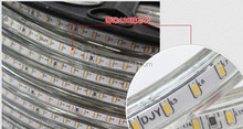 Promotion SMD 3014 220V LED strip, Cheap LED strip light 120leds/M