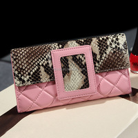 Fashion handmade leather wallet Wholesales QB--633