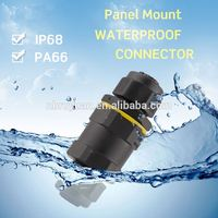 19Pin Socapex Panel Mount Female Connector