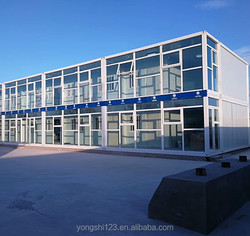 China supplier structure container houses for hot sale