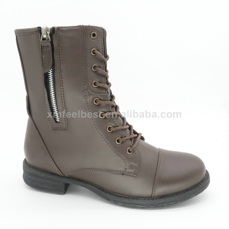 factory OEM cheap boot women, fashion winter boots for girl