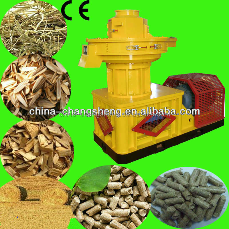 CS used pellet mills for sale