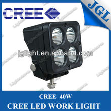 2013 NWE 40W CREE LED WORK LIGHT/OFF-ROAD TRACTOR LED LIGHT SUPER BRIGHT DRIVING LIGHT BAR